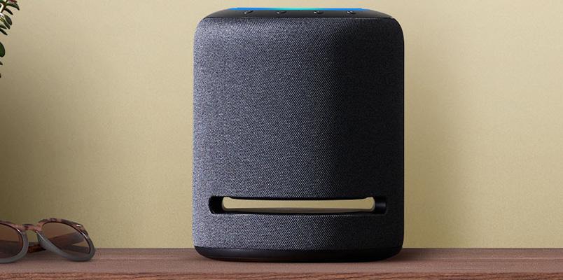 Alexa Echo Studio COVID-19
