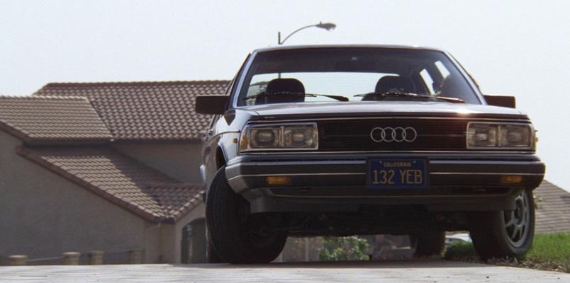 15 películas donde el protagonista también es un vehículo de Audi
