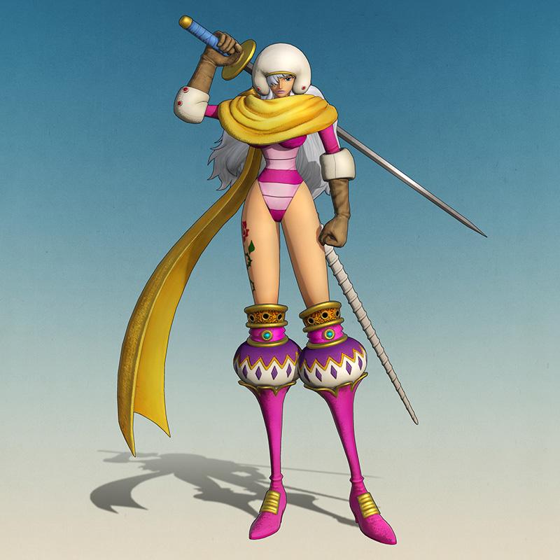 Charlotte Smoothie One Piece Pirate Warriors 4
