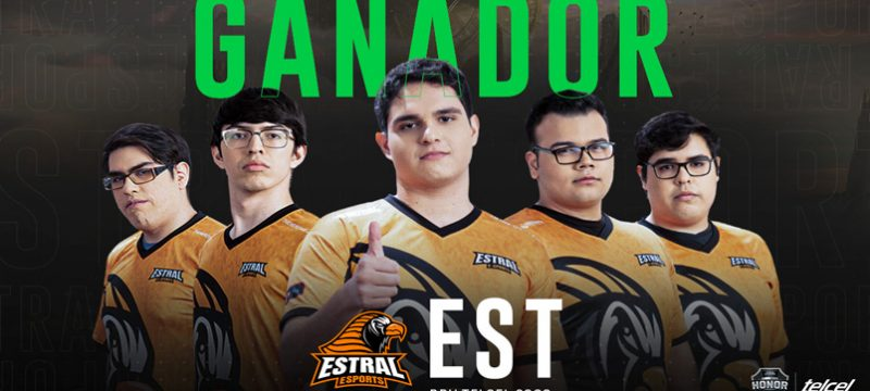Estral Esports campeon