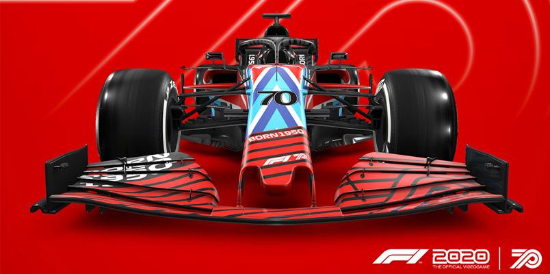 F1 2020 nos permitirá competir con nuestra propia escudería