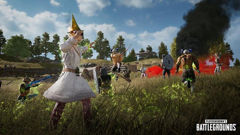 Fantasy Battle Royale PUBG abril 2020