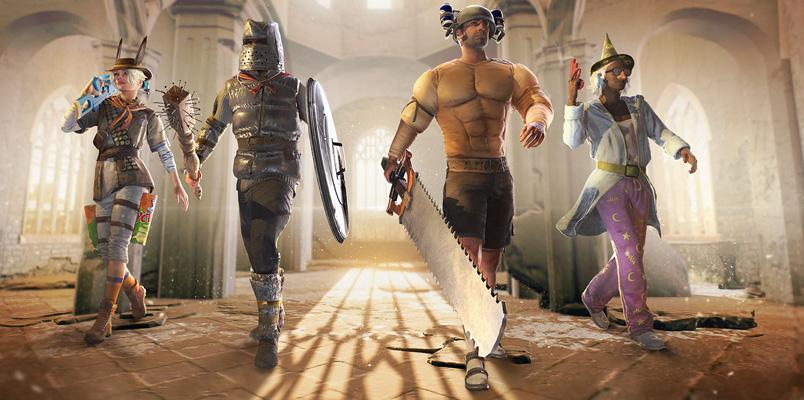 El nuevo modo Fantasy Battle Royale en PUBG se acaba pronto
