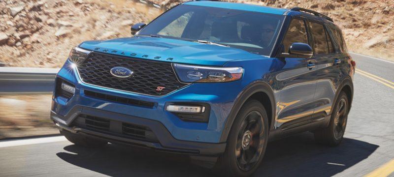Ford Explorer Nueva Generacion Mexico