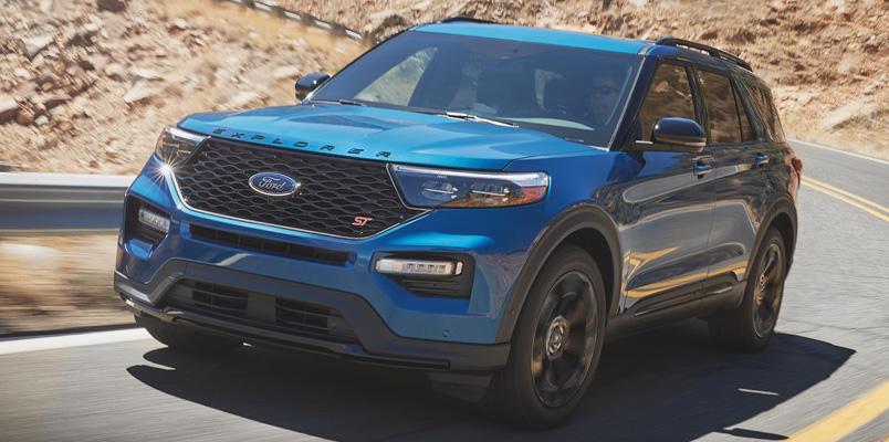 Ford Explorer Nueva Generación llega a México en tres versiones