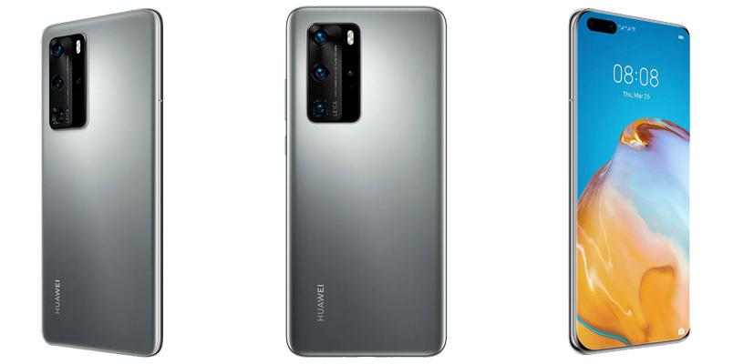 Huawei P40 Pro ya está disponible en México, acá su precio