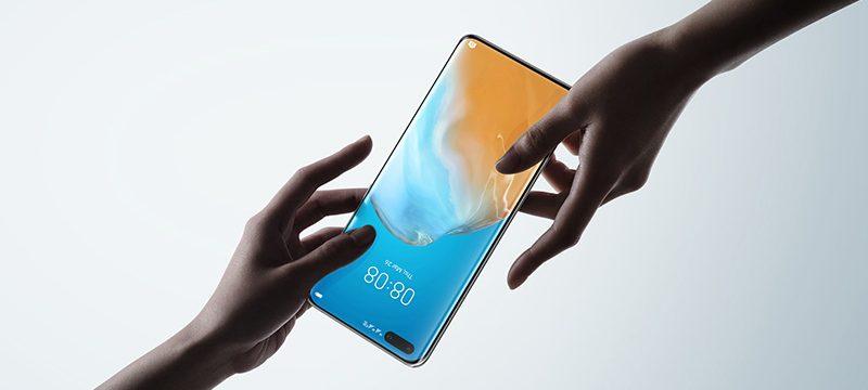 Huawei P40 Pro pantalla