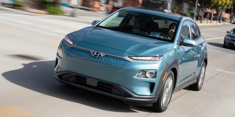 Hyundai Kona Electric es el Mejor Auto Familiar Compacto 2020
