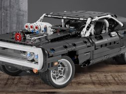 LEGO Dodge Charger RT Dominic Toretto