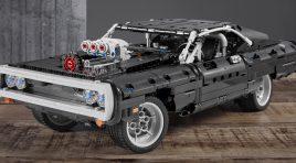 LEGO Technic presenta el Dodge Charger R/T de Dominic Toretto