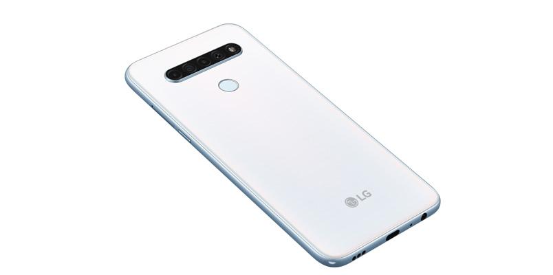 LG Serie K 2020 blanco