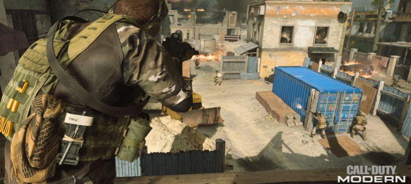 Modern Warfare gratis Multiplayer