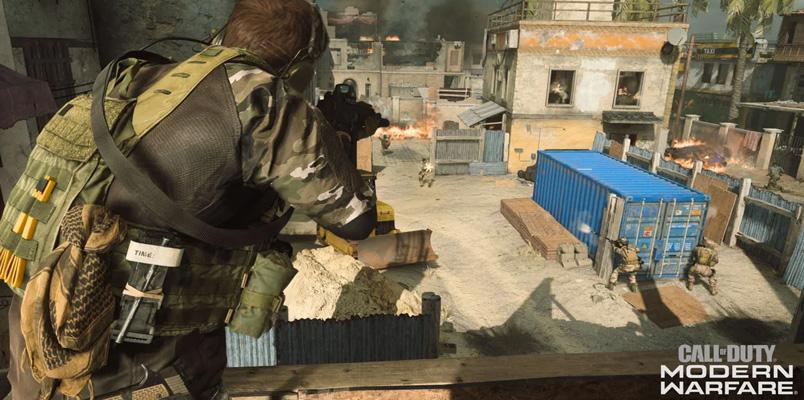 El modo Multijugador de Modern Warfare está gratis por poco tiempo