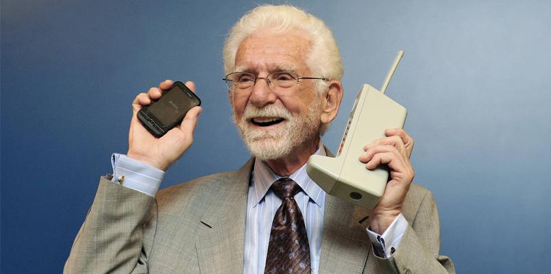 Motorola DynaTAC 47 aniversario