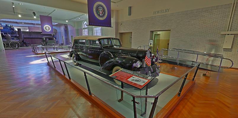 Visita el Museo de Innovación Americana Henry Ford sin salir de casa
