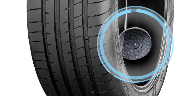Estos son los neumáticos conectados que Goodyear planea lanzar