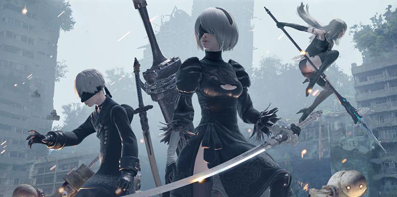 NieR: Automata y más juegos disponibles para Xbox Game Pass