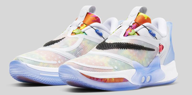 Paciencia escalera mecánica cavar  Los nuevos Nike Adapt BB 2.0 Tie Dye que se abrochan solos – TechGames