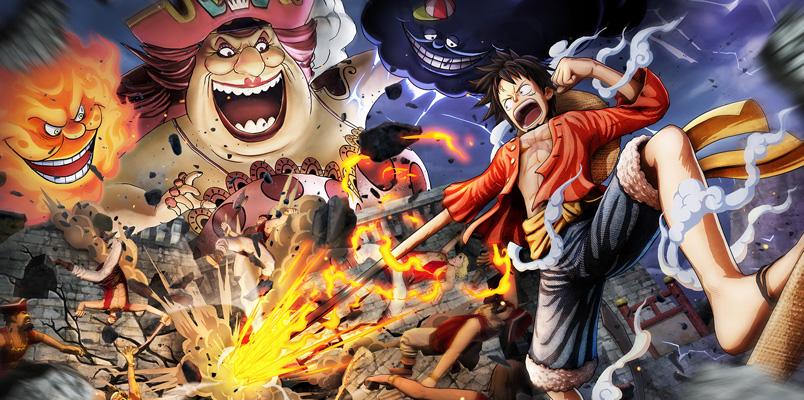 One Piece Pirate Warriors 4 Charlotte Smoothie