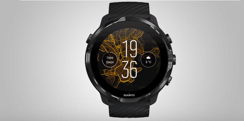 Suunto 7 es el smartwatch deportivo que te ayudará a estar en forma