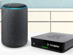 Totalplay Alexa Skill
