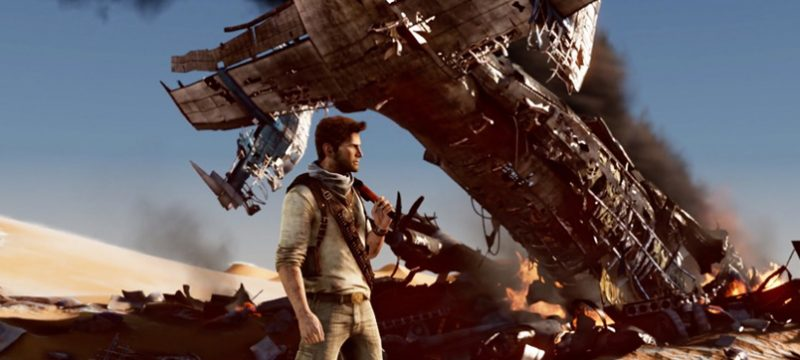 Uncharted The Nathan Drake gratis PS4