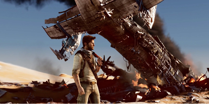 Uncharted: The Nathan Drake Collection gratis para tu PS4