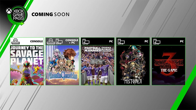 Xbox Game Pass 1 al 15 abril 2020