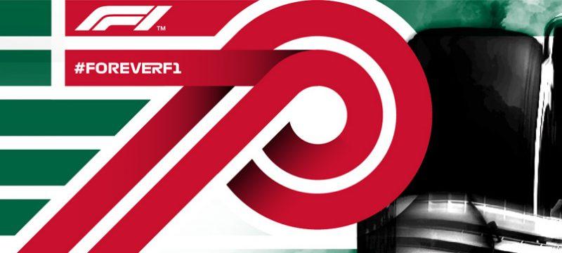 70 aniversario F1 Mexico