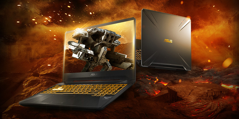 Checas estas tres laptops de ASUS para entrarle duro al streaming