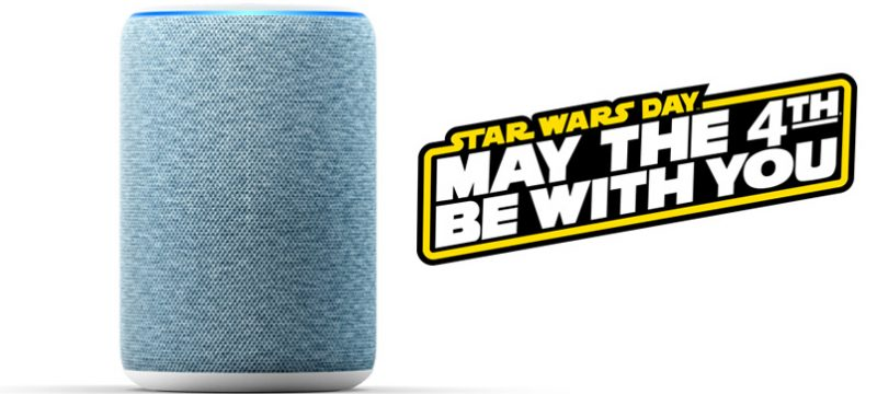 Alexa May the 4th 2020