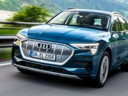 Audi e-tron 10 tecnologias