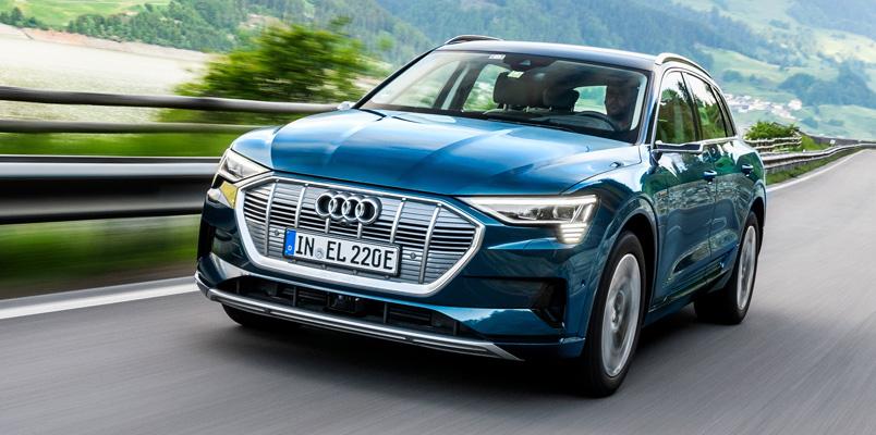 Las 10 tecnologías innovadoras dentro del nuevo Audi e-tron