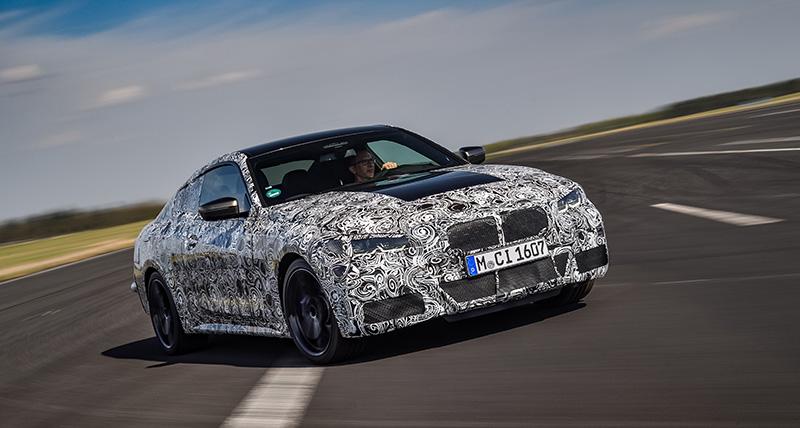 BMW Serie 4 Coupe camuflaje