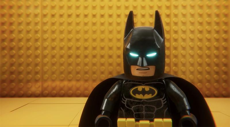 Batman LEGO COVID-19