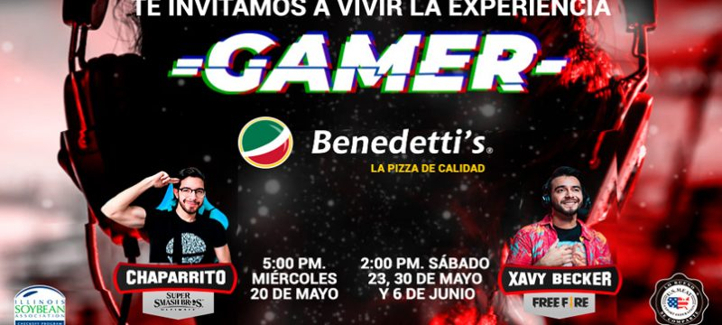 Benedettis Pizza gamers