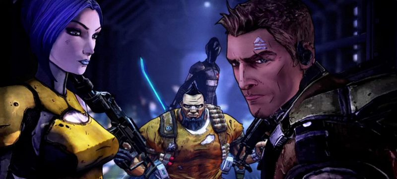Borderlands The Handsome Collection Epic Games gratis