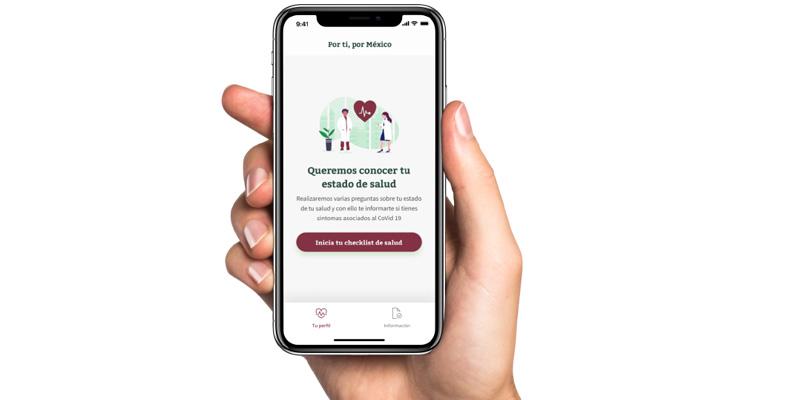 Telcel ofrece acceso gratuito a la app para autodiagnosticar COVID-19