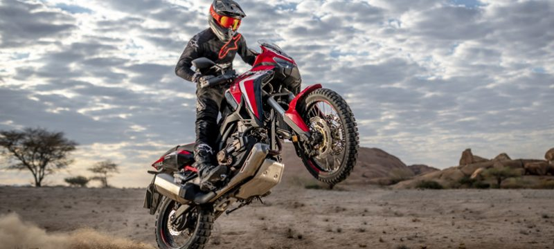 CRF1100ALL Africa Twin TM ABS