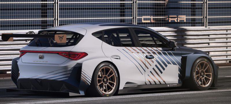 CUPRA e-Racer 2020 exterior