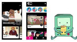 La aplicación para disfrutar del contenido de Cartoon Network