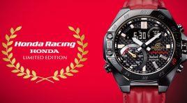 Casio y Honda Racing presenta ECB10HR-1A de Edición Limitada