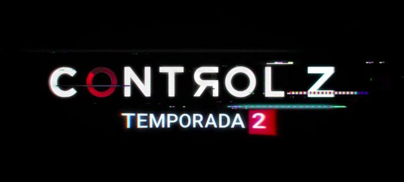 ControlZ Temporada 2 logo