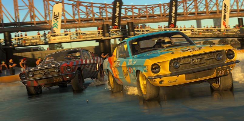 DiRT 5 se lanzará este año en Xbox Series X y PlayStation 5