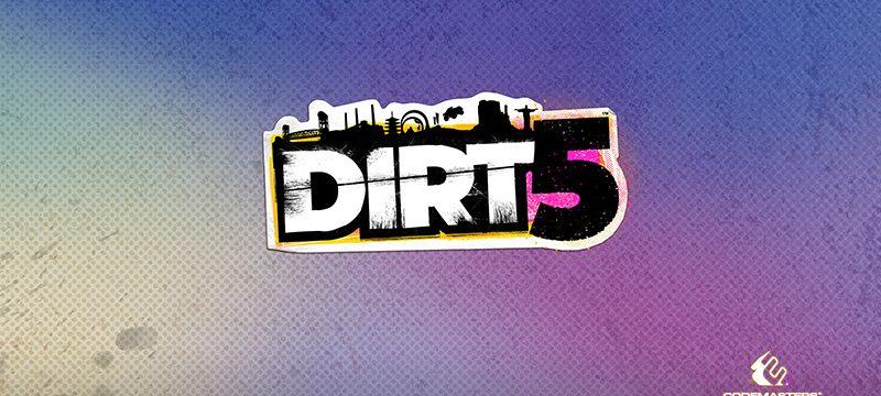 DIRT5 logo