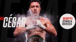 ESPN Cine & Series se estrena en México con la serie El Cesar