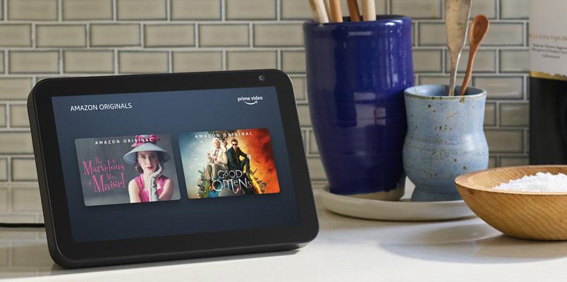 Celebra el 10 de mayo en aislamiento con ayuda de Alexa y Kindle