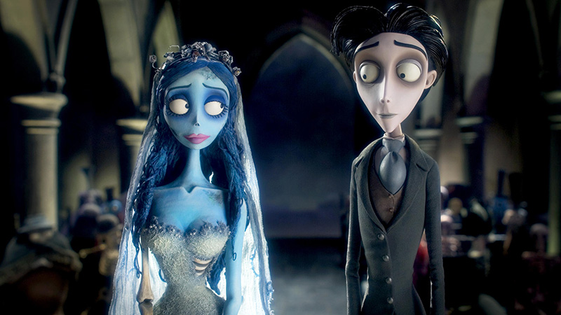 El cadaver de la novia Netflix junio 2020