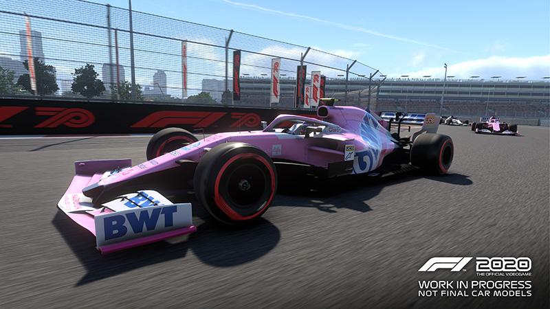 F1 2020 Circuito de Hanoi Racing Point
