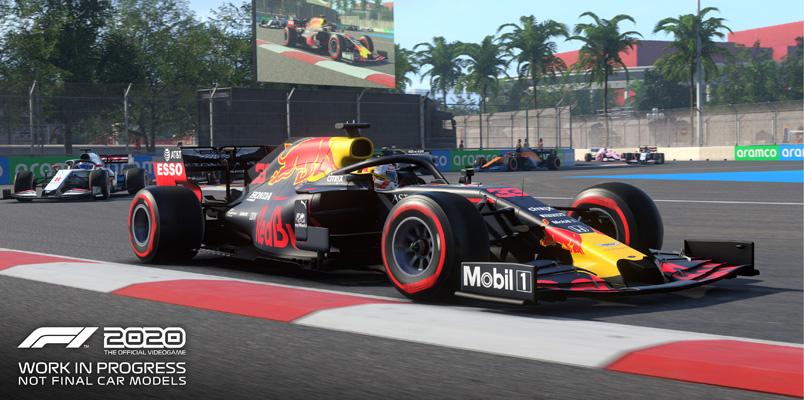 F1 2020 nos da una vuelta por el renovado Circuito de Hanoi